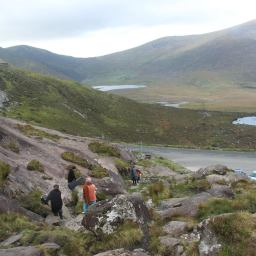 That Time Kilkelly (and Michael Brinkworth) Climbed An Irish Mountain (With Instruments)